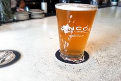 Enjoy a pint at Rincón Beer Company
