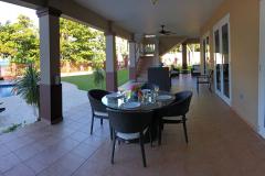Poolside Patio - Ramon's Side
