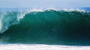 Es siempre la hora para hacer surf en Puerto Rico