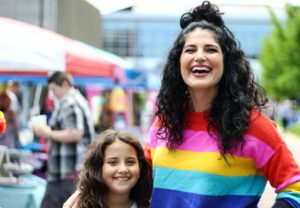 Celebrating Pride at Maria's