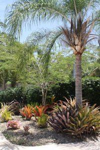 Maria's Beach Luxury Rental landscaping