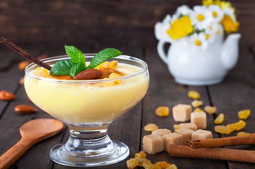 Simple, Delicious Tembleque!