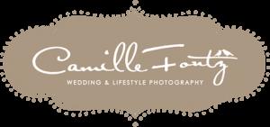 Camille Fontz Wedding & Lifestyle Photography logo