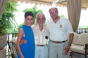 Three generations of Acevedos, 2000