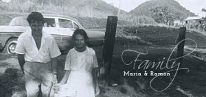 Family - Maria and Ramon